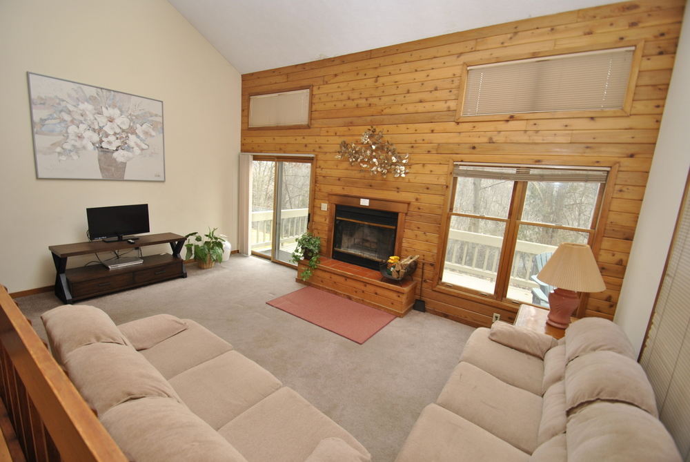 Light @ Shawnee View 2 bed · 2.5 bath · Sleeps 10 Book Now