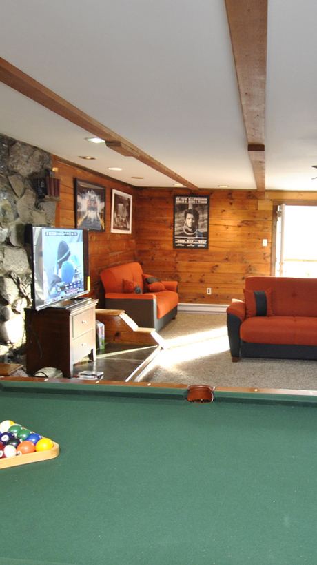 Game Rooms that Entertaining & Inviting -