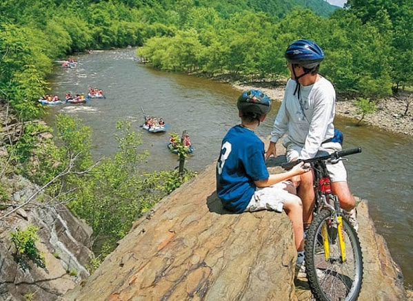 """Spend quality family time in the Pocono Mountains only at      """"Grand Leisure Travel""""      is more than just a vacation home rental company – it's a lifestyle."""