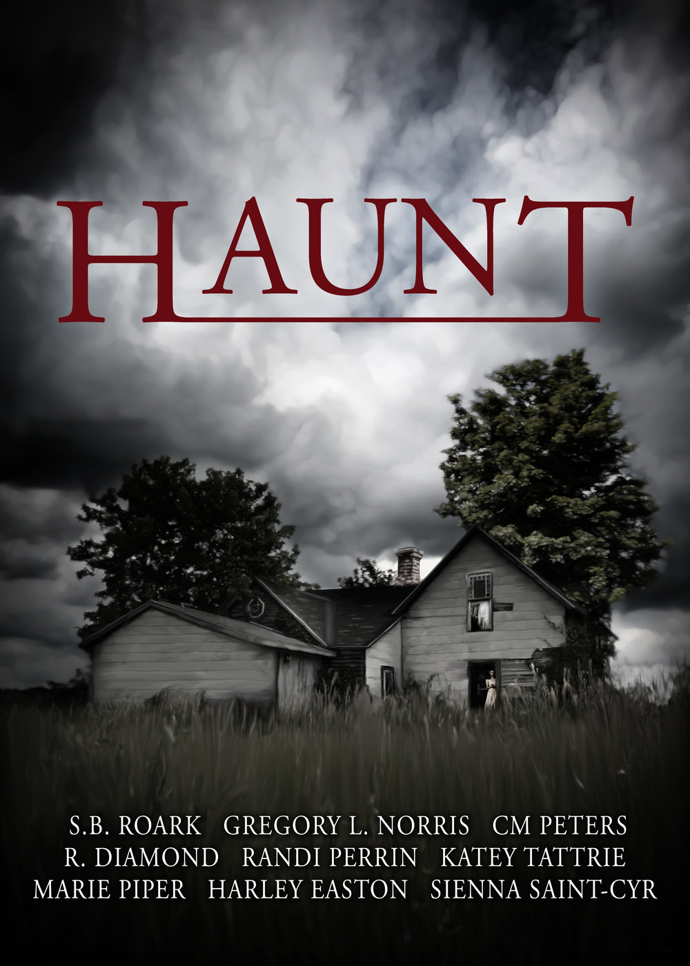 HAUNT - a collection of tales to give you the shiversAvailable now!