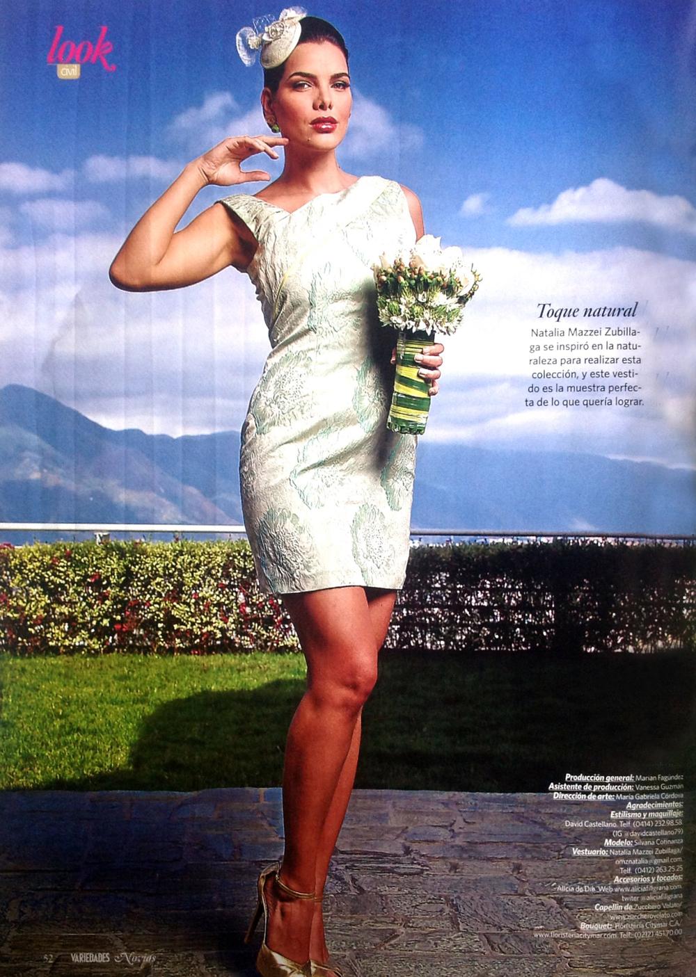 Revista VARIEDADES NOVIAS - 2015