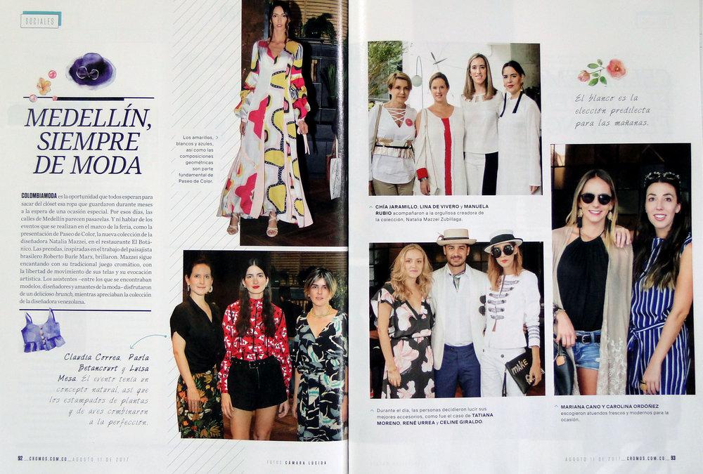 Revista CROMOS - Agosto 2017