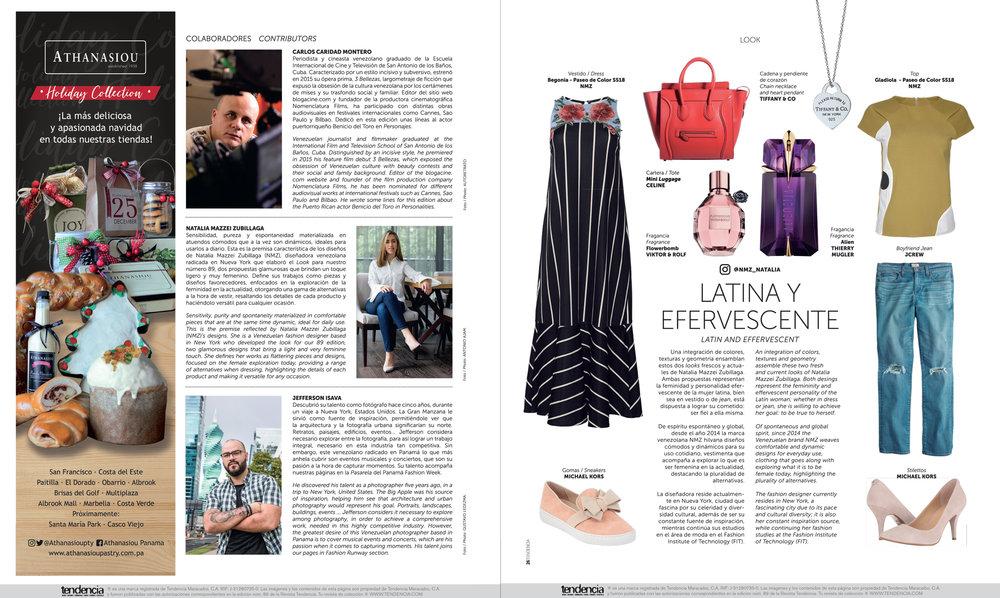 Revista TENDENCIA - Diciembre 2017