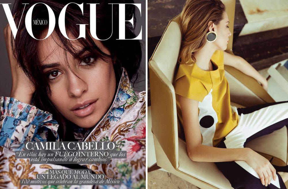 Revista VOGUE MÉXICO y LATAM - Moda Gio Ponti - Marzo 2018