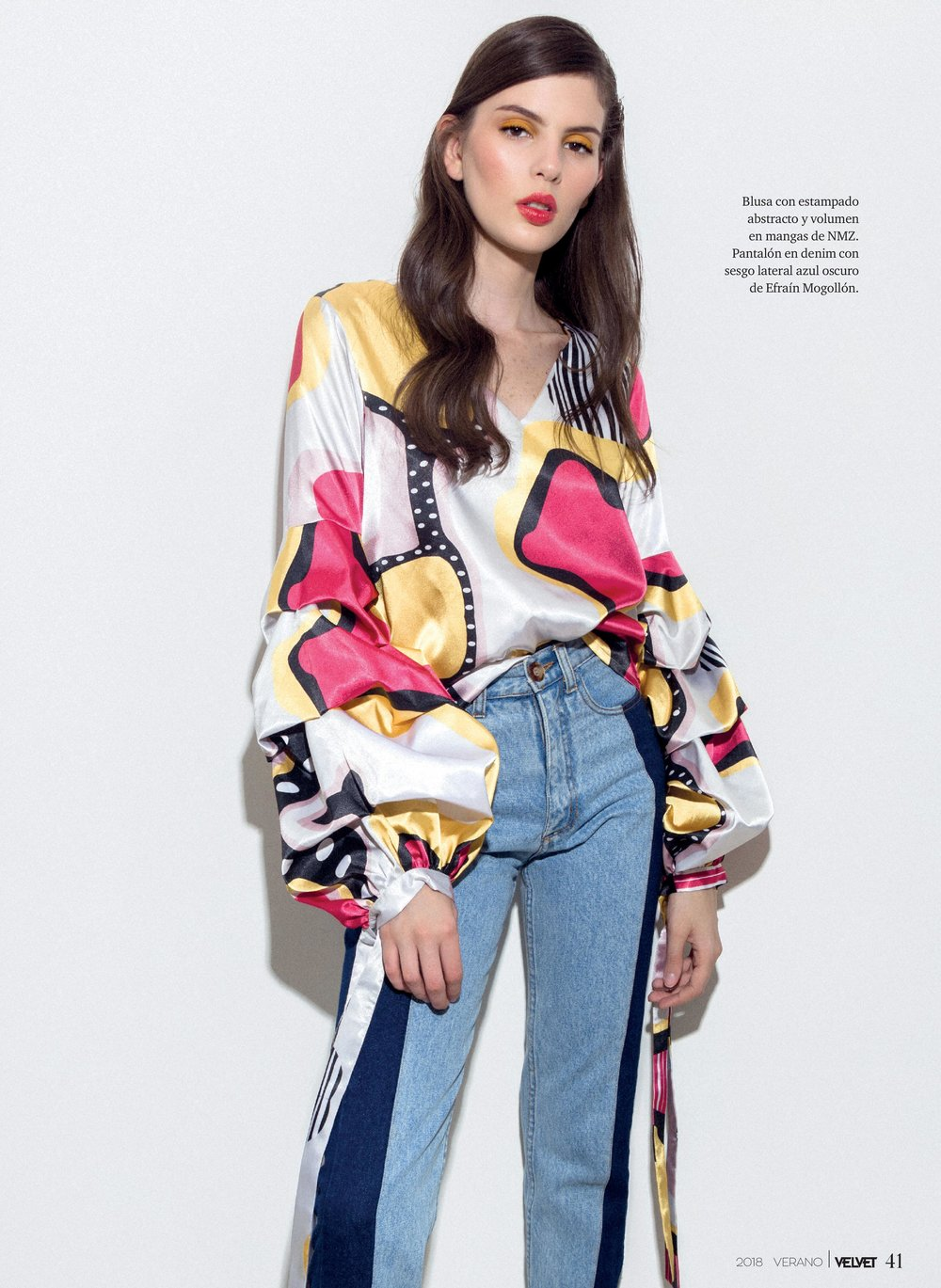 Revista VELVET - Verano 2018