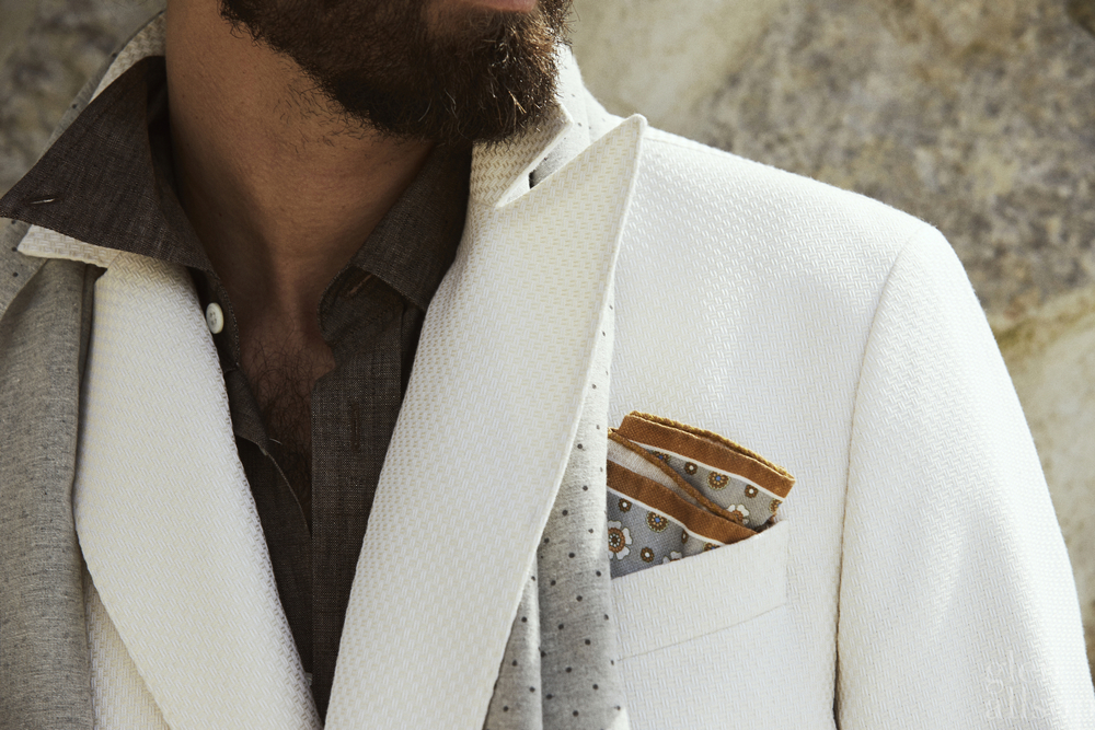 black tie-white dinner jacket-oscar jacobson
