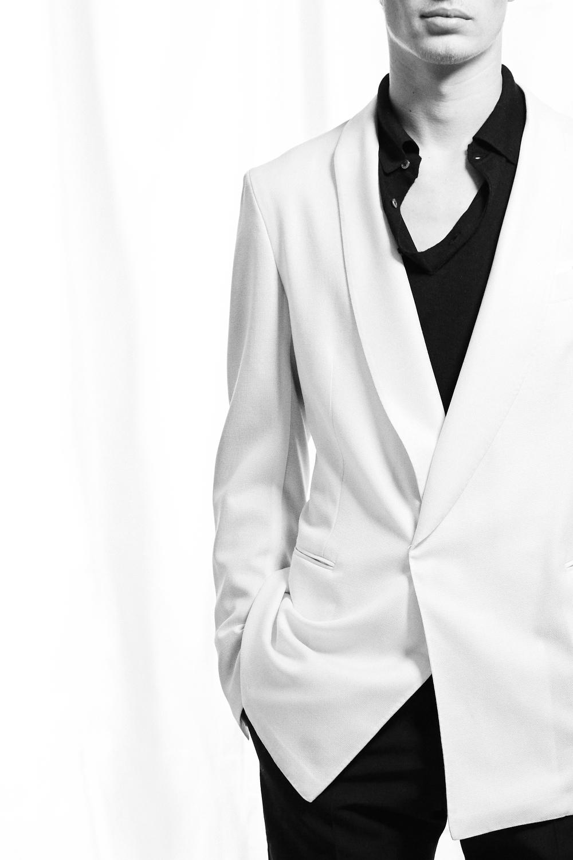patrick johnson-white tuxedo-woolmark prize