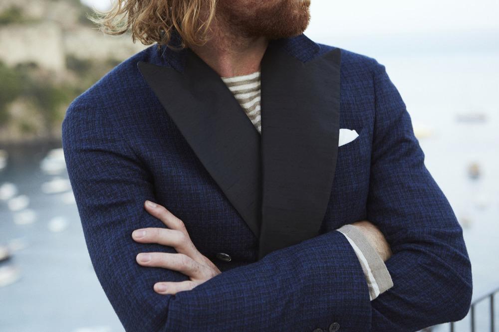 textured sportscoat-blazer-eidos napoli