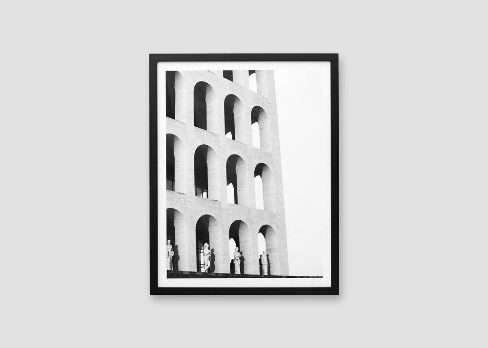 Colosseo Quadrato -