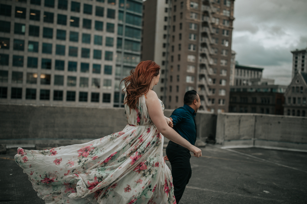 urban industrial seattle engagement