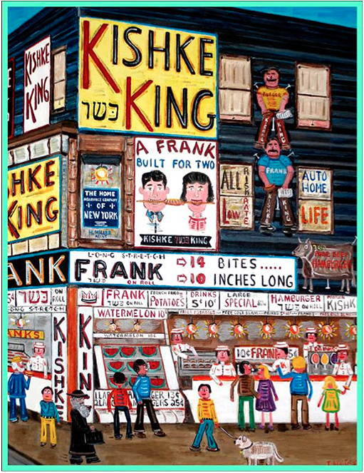 KISHKE-KING BY MICHAEL LITVACK
