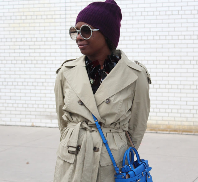 FASHION AND STYLE: OVERCAST.