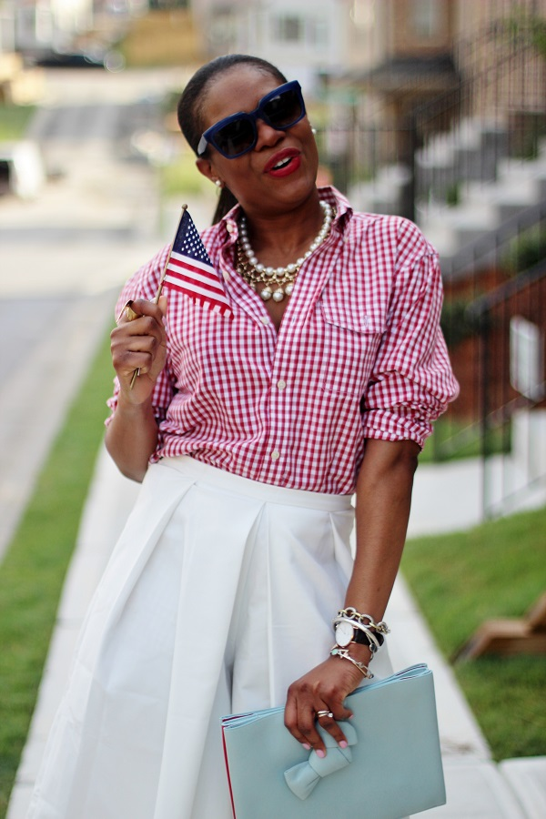 FASHION BLOGGER 4TH OF JULY