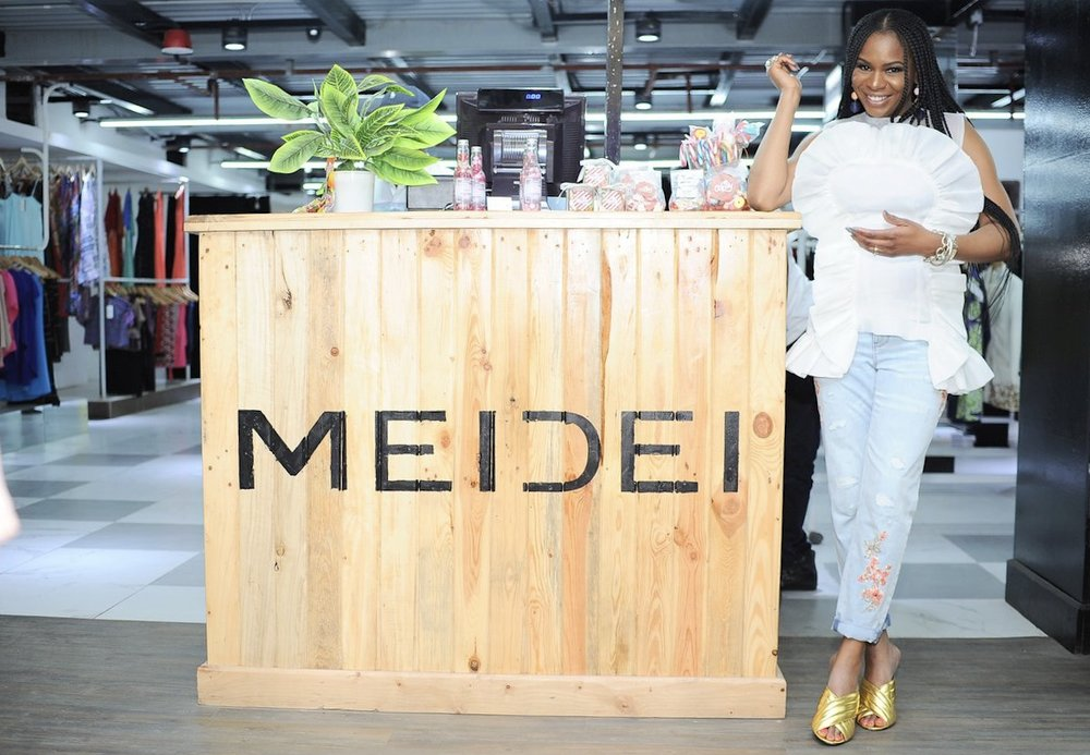 First styling event at Meidei Ilupeju