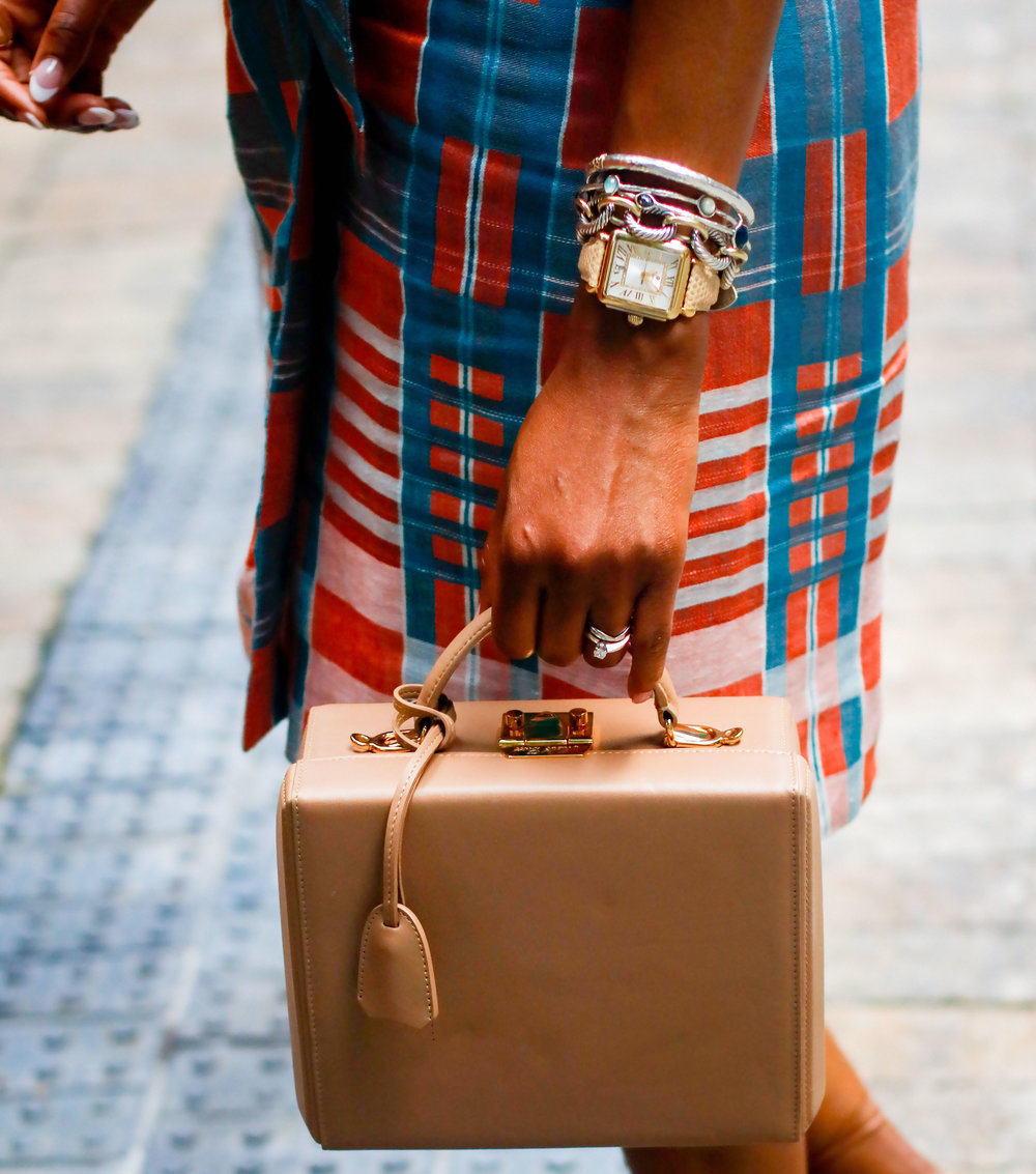 Mark Cross trunk bag and Michele watch.jpg