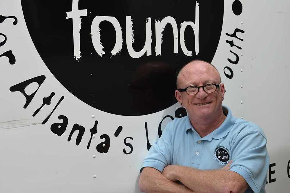 Rick Westbrook - Founder, Lost-n-Found Youth