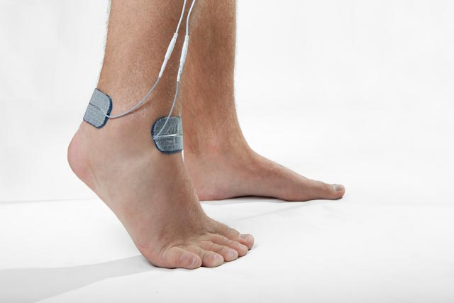 therapy machine for ankle