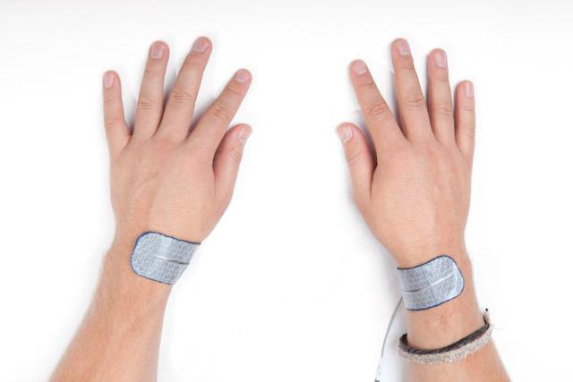 wrist to wrist