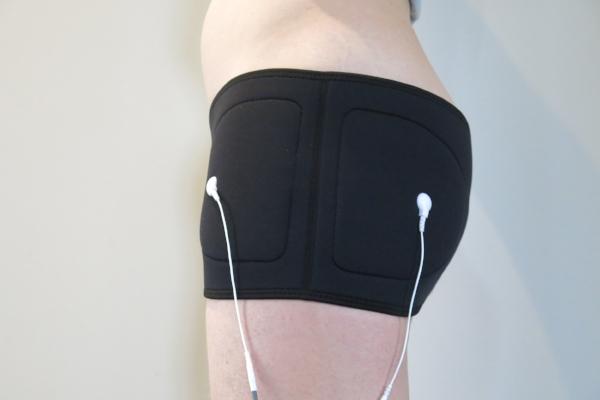 TENS Hip garment