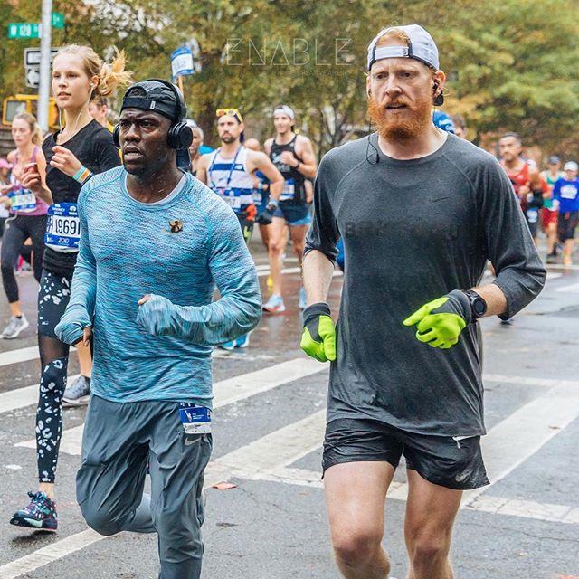 @kevinhart4real running @nycmarathon . . . @enablecreative . . . . . #TCSNYCMarathon #movedme #runnyc #nycmarathon #halfmarathon #nycmarathon2017 #werunnewyork #marathon #marathontraining #halfmarathon #runhappy #runners #instarun #runner #instarunners #runchat #instarunner #happyrunner #running #run #runtoinspire #runnerscommunity #time2run #furtherfasterstronger #trailrunner #runitfast #runnerspace #marathoner #runnersworld