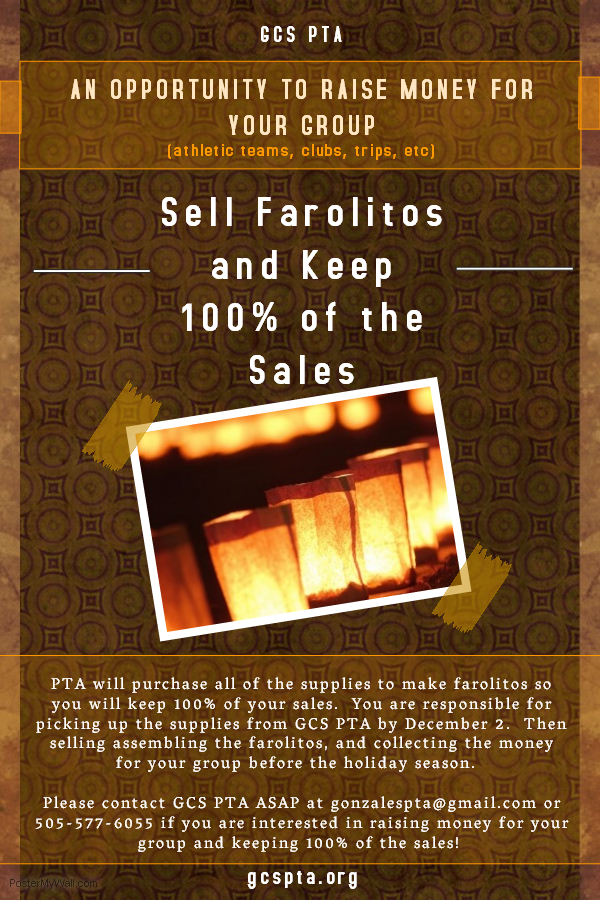 Farolito Sale - Keep 100% of your Sales.jpg