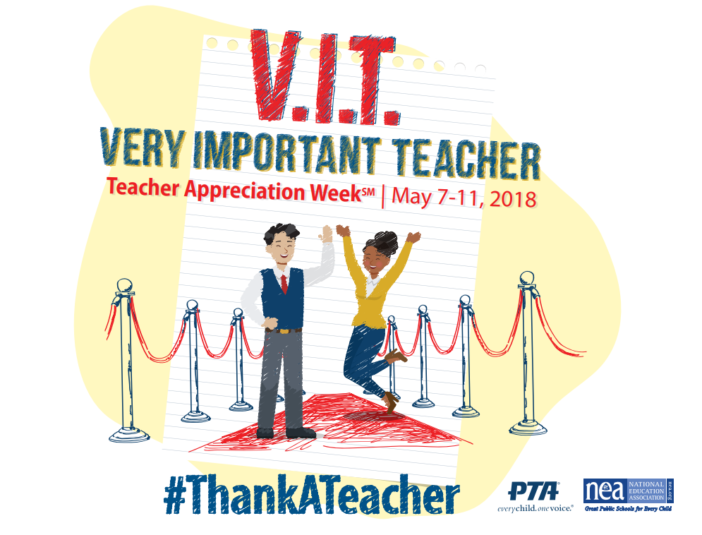 Image result for Very important Teacher week