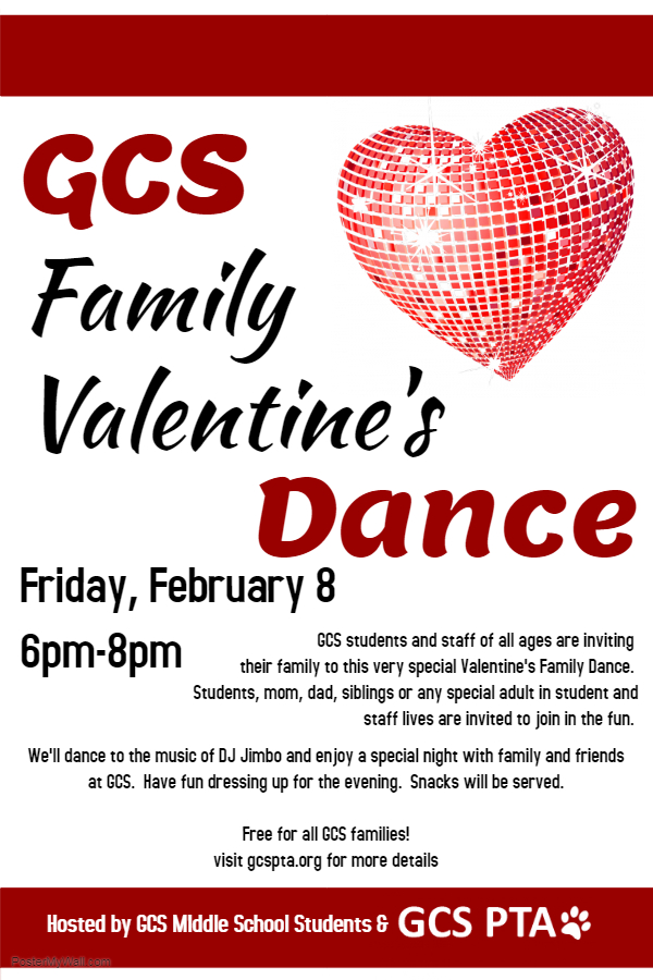 Valentines Family Dance