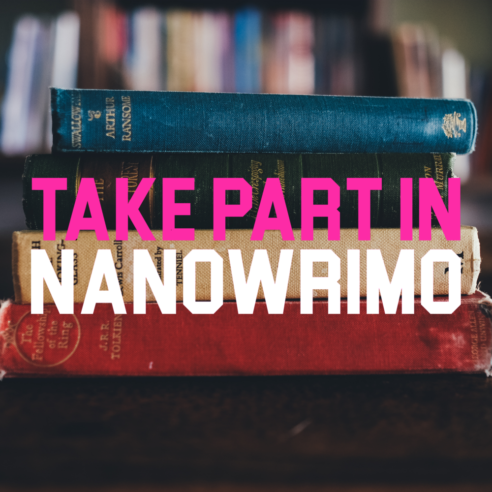 Complete NaNoWriMo