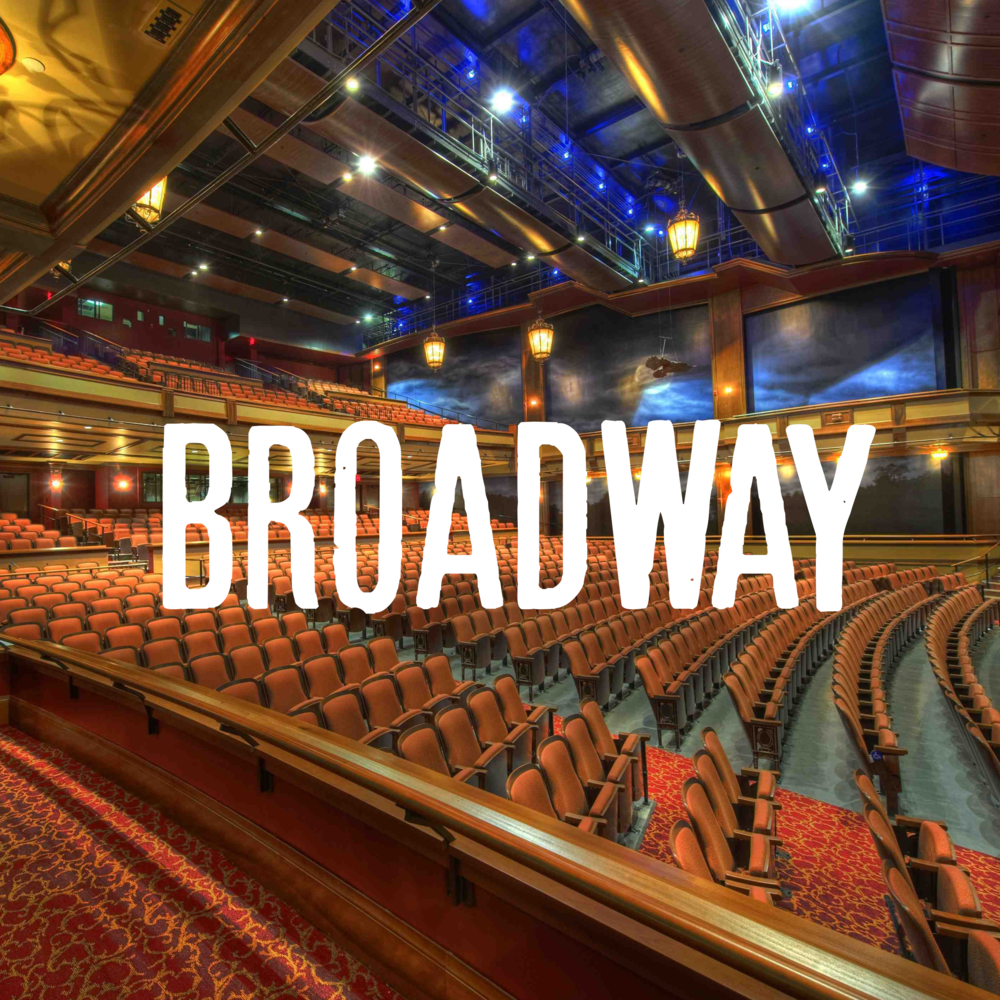 See a musical on Broadway