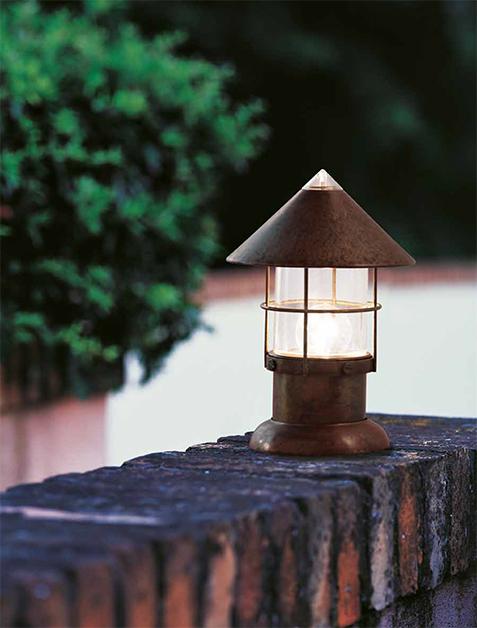 iL Fanale Paletto Garden Light