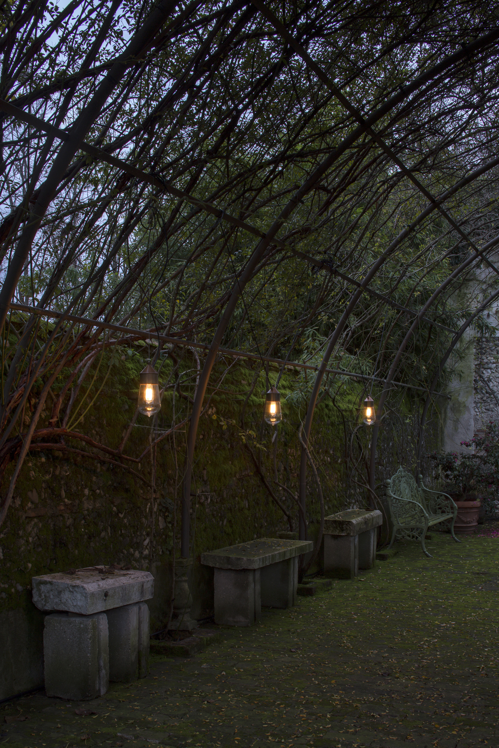 iL Fanale Drop Garden Lighting Collection