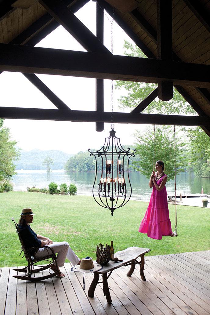 Plymouth Hanging Lantern