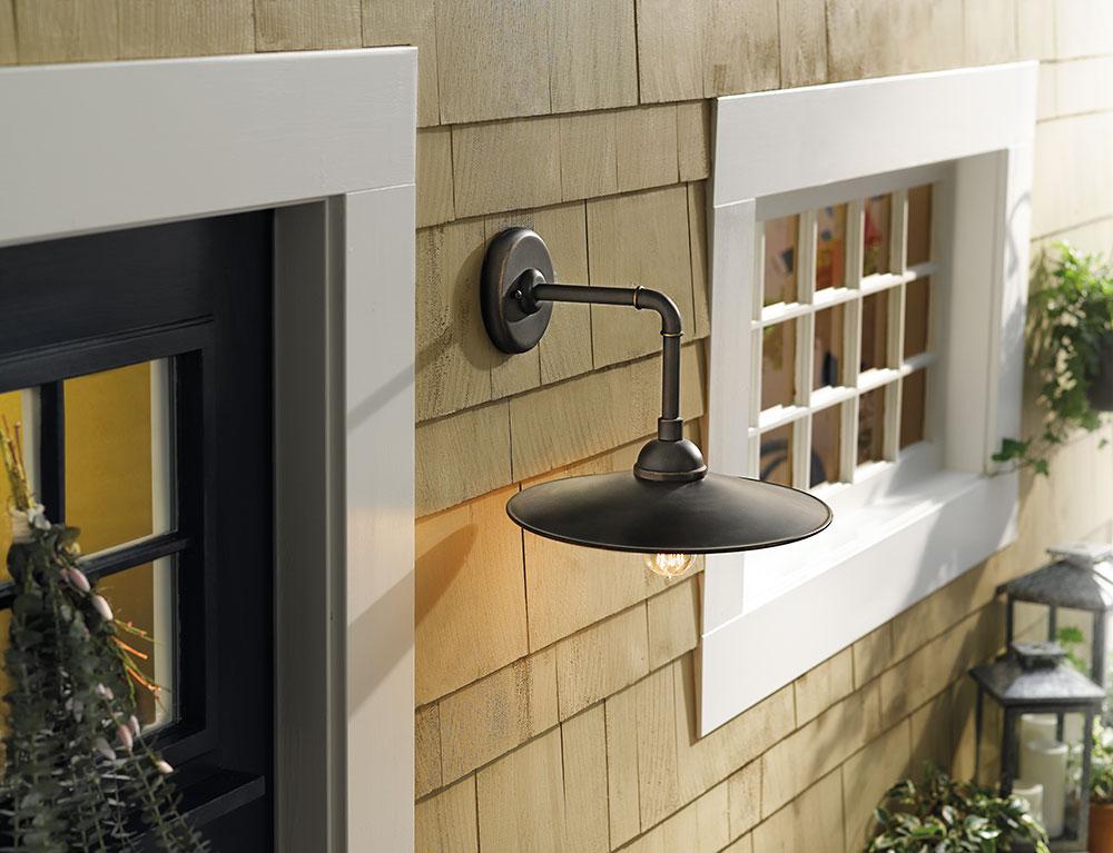Westington Outdoor Vintage Wall Light