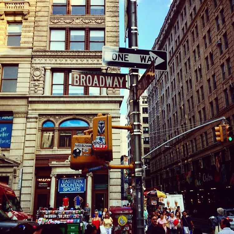 Shopping in Soho, New York, New York
