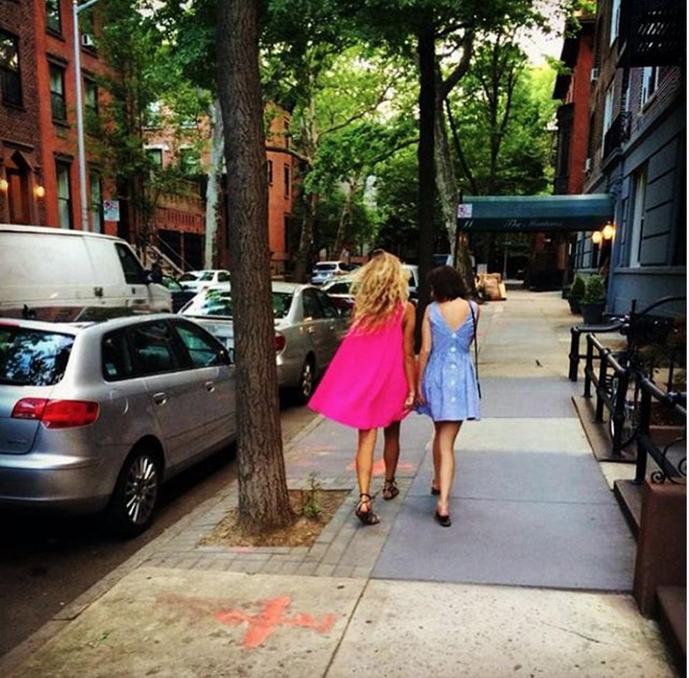 Summer days,Brooklyn, New York