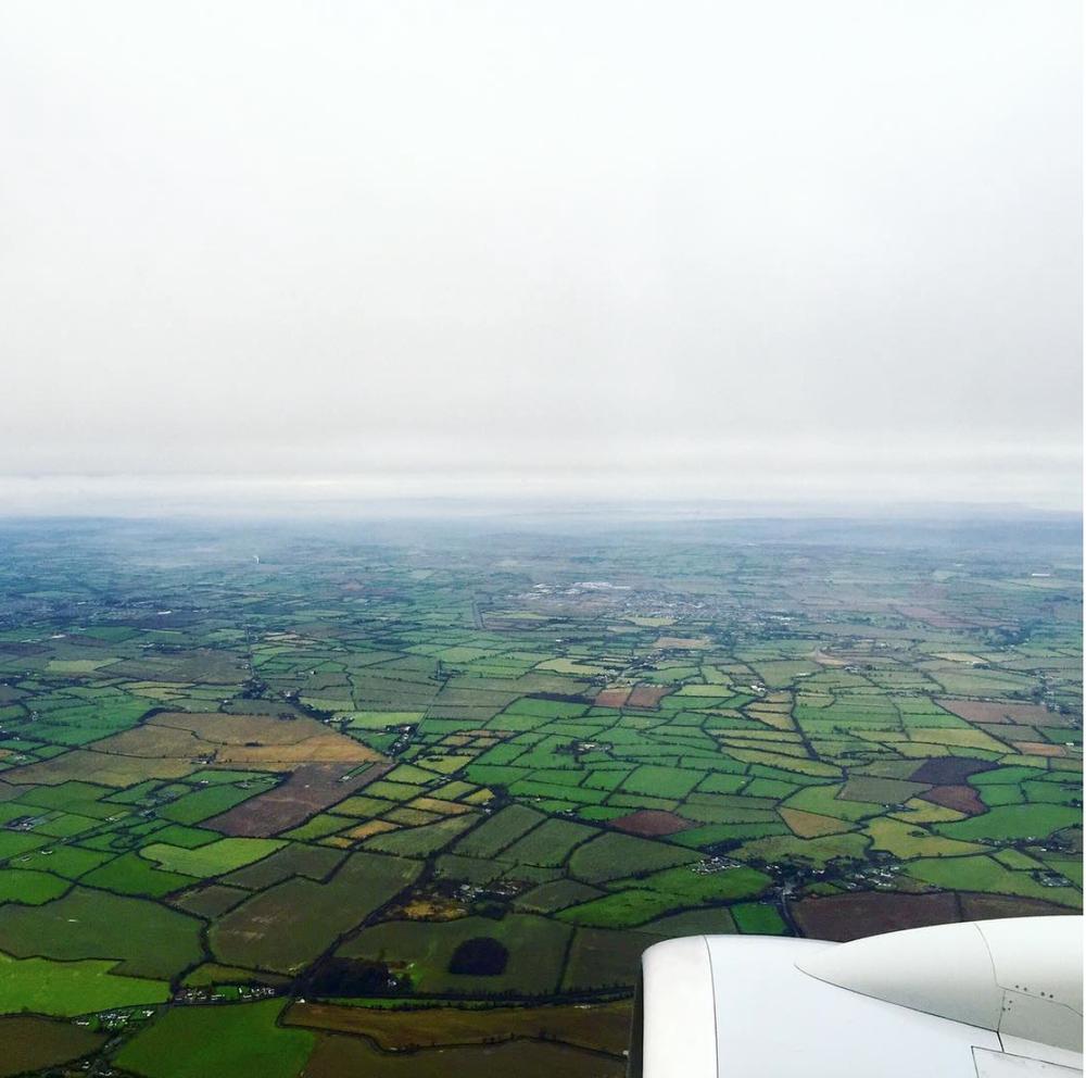 Up in the Air, Dublin,Ireland