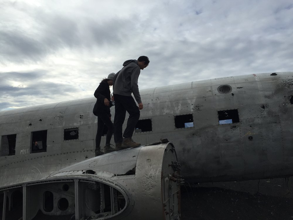 DC-73 Wreckage