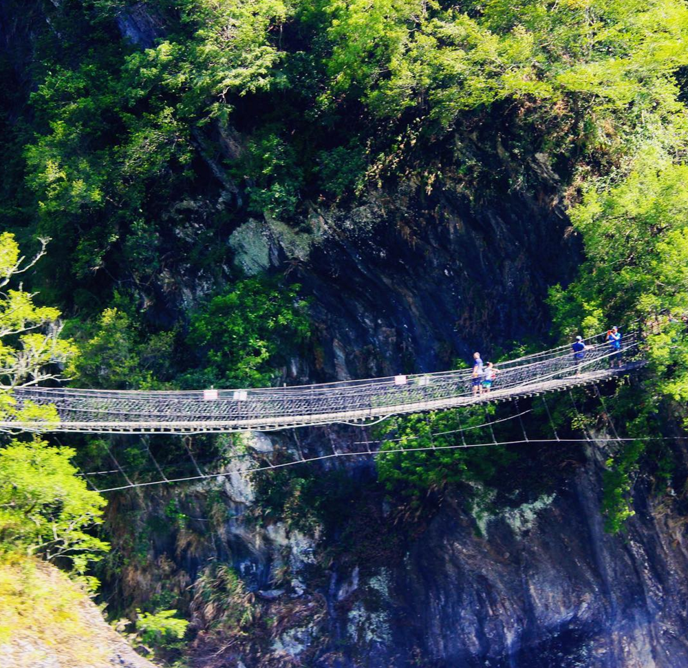 Taroko National Park | Photo Credit: Ashley Krause