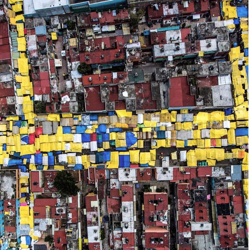 Mexico City, Mexico   Photo Cred: @mexicodf