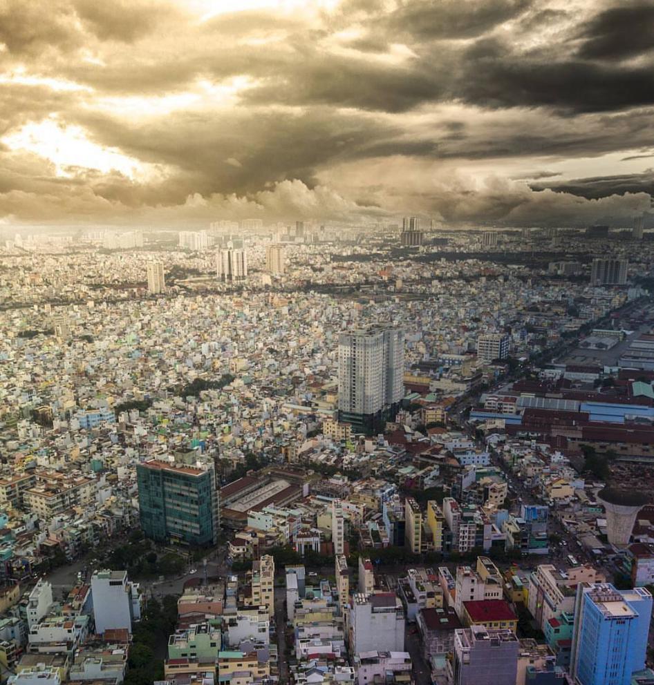 Ho Chi Minh City, Vietnam  Photo Cred: @henry_do