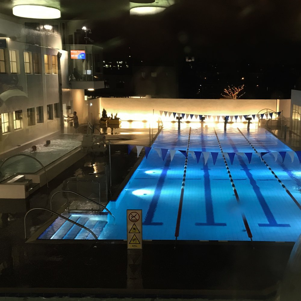 Sundhöllin Pool
