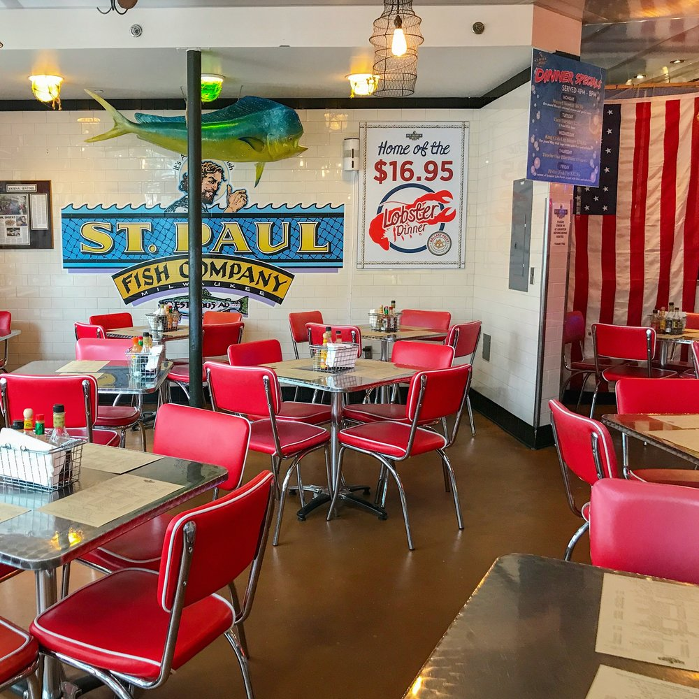 St Paul Fish Company