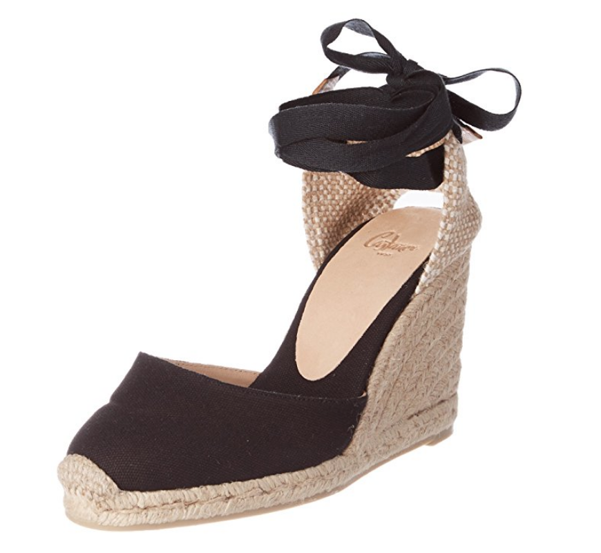 Carina Castanar Wedge