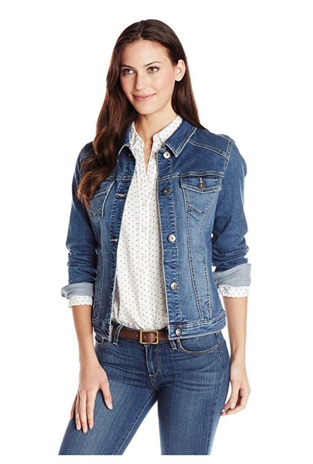 Cheap Denim Jacket for Travel