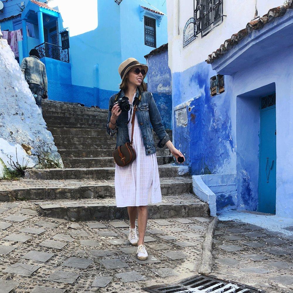 Blue City Morocco