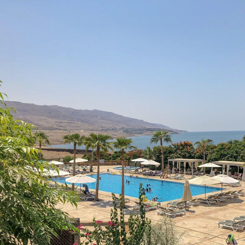 The Holiday Inn Dead Sea Resort