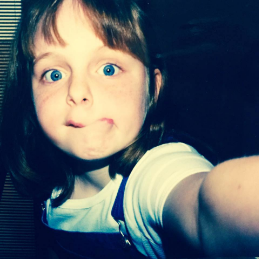 Please enjoy this selfie circa 1997.