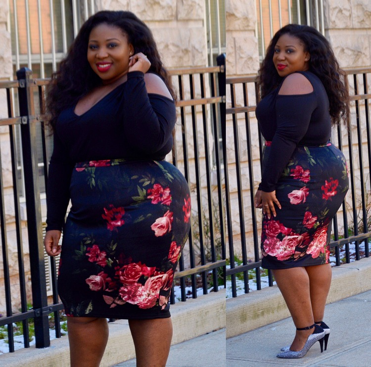 what to wear when you are short and fat
