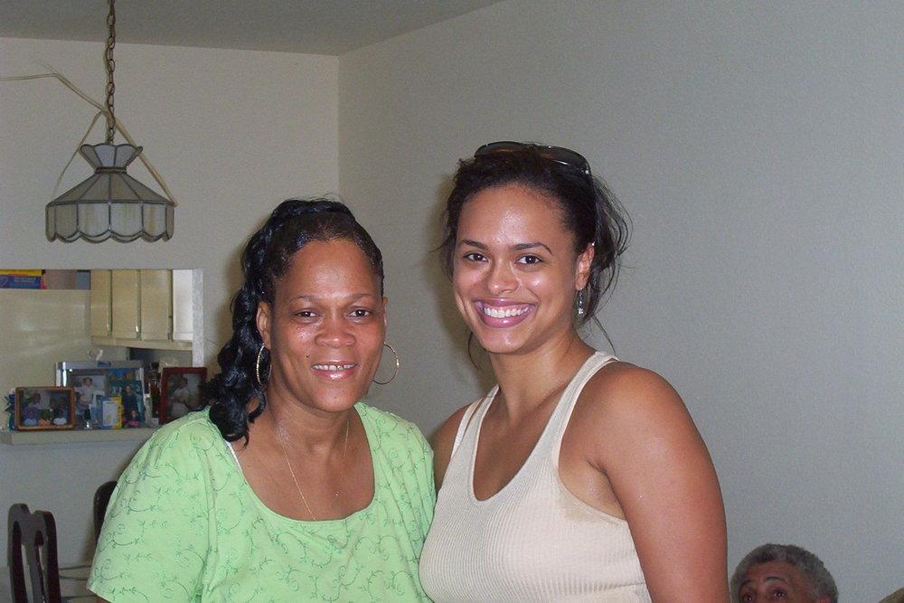 Maria and Tara