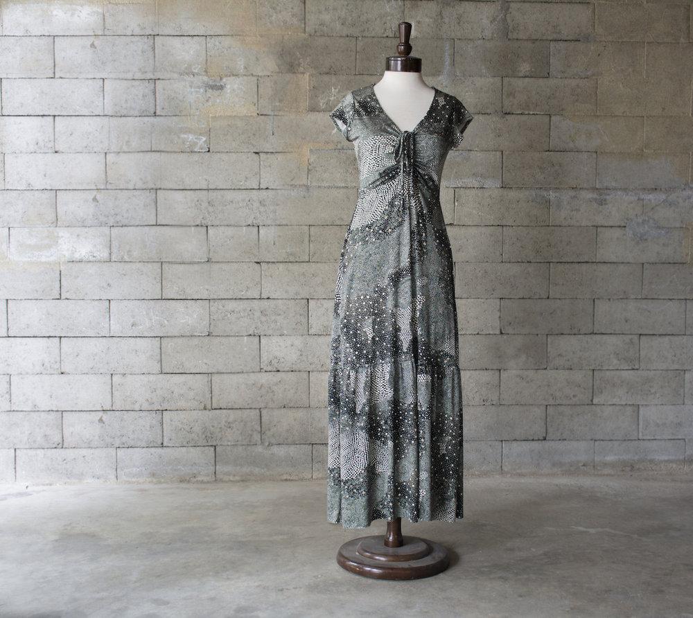 the lucida maxi dress